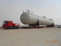 LPG Storage Tank Transportation 447T