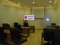 Wataniya III Switching Data Center Construction - Training Room