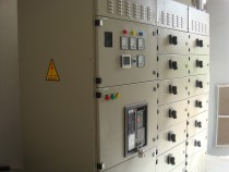 Wataniya III Switching Data Center Construction - Power Station