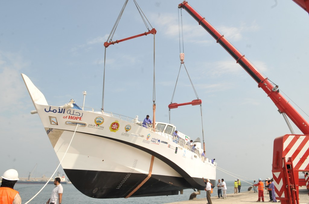 Yacht Lifting (2)