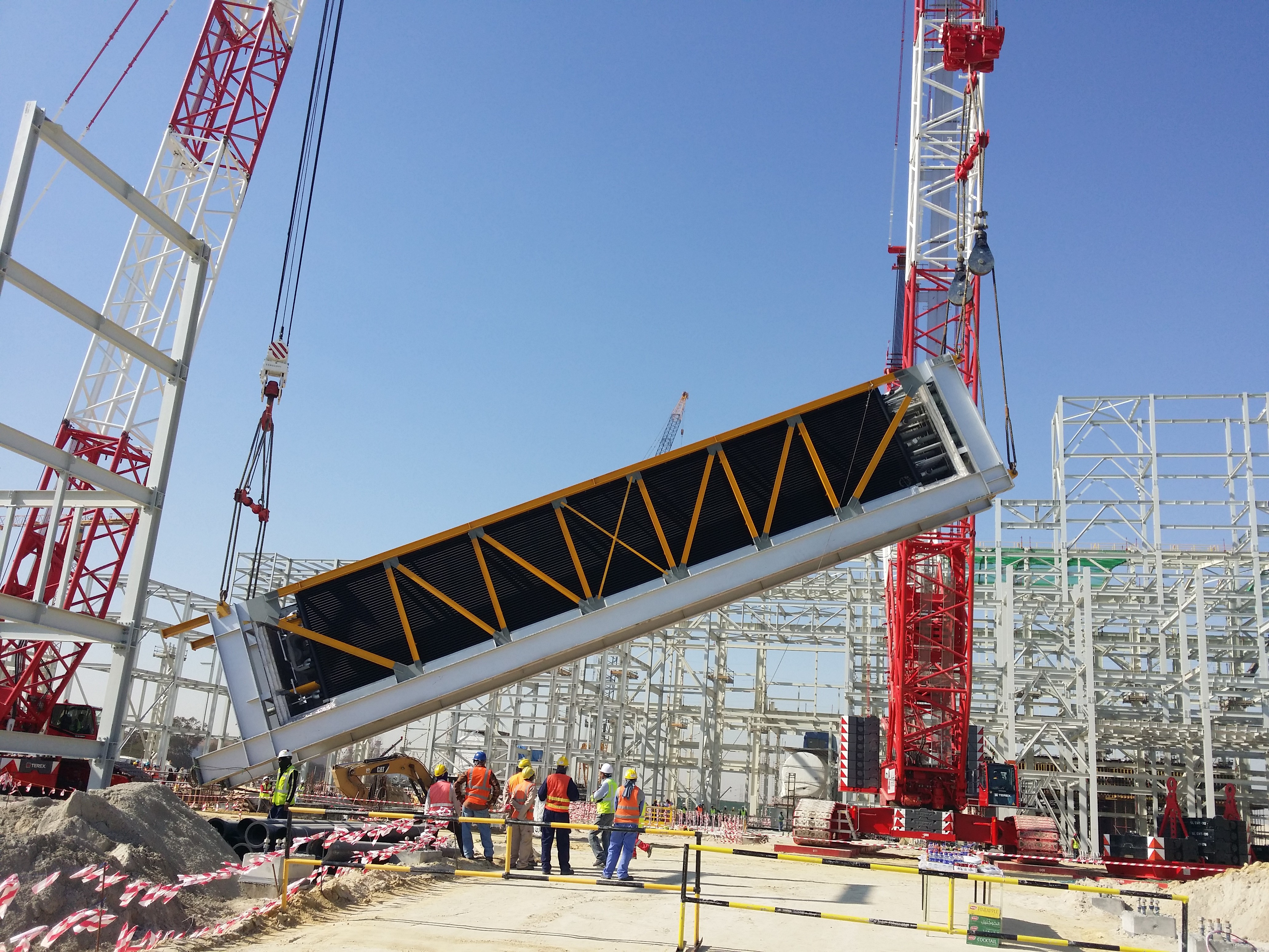 Heavy Lift Archives Integrated Holding Co