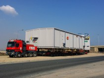 Transportation of Substation